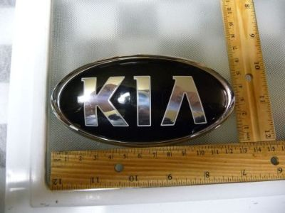 Sell 14-15 Kia Optima Rear Trunk Lid Emblem Badge Nameplate 86320-2T500 OEM OE motorcycle in Glendale, CA, 91205, United States, for US $11.98