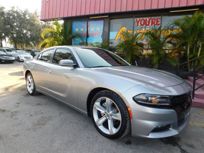 2016 Dodge Charger R/T (Grey)