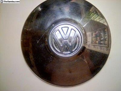 Hubcap. VW