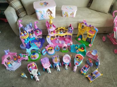 Fisher Price Disney Princesses Collection