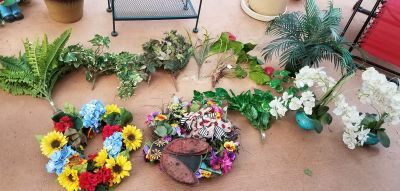 Artificial Plants and Wreaths