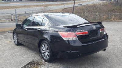 2012 Honda Accord EX-L (Black)