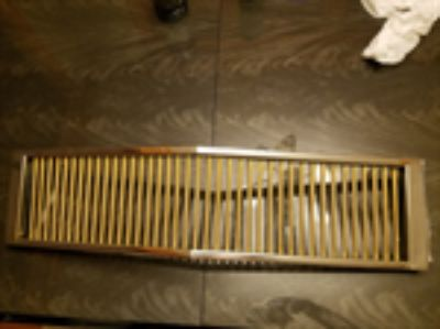 Parts For Sale: E&G gold grille