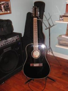 Fender CD160SE-12 String Acoustic Electric Guitar