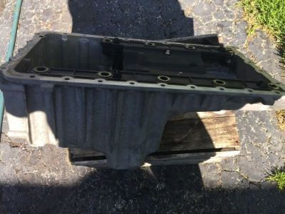 Sell Porsche Cayenne Oil Pan Turbo 955 03 04 05 06 4.5L motorcycle in Findlay, Ohio, United States, for US $249.99
