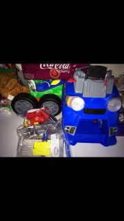 $6 takes all that s pictured toy tools screws toy engine etc