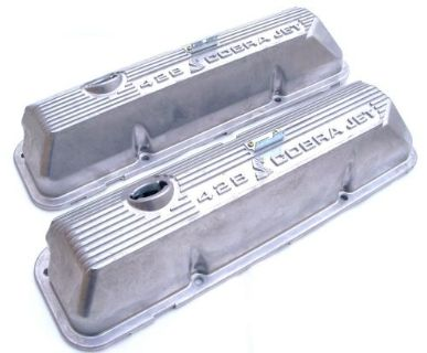 Buy Snake Aluminum Valve Covers FE 1969-1970 428 Cobra Jet Mustang Torino Cougar motorcycle in Cape Girardeau, Missouri, United States, for US $274.95