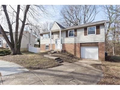 4 Bed 3 Bath Foreclosure Property in Arnold, MD 21012 - Spriggs Ct
