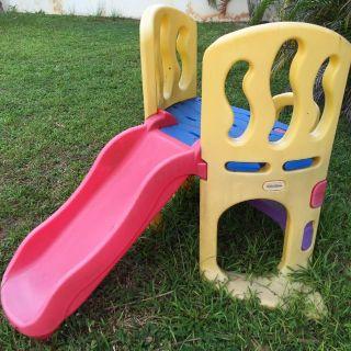 Little Tikes Slide & Climb Outdoor Playset