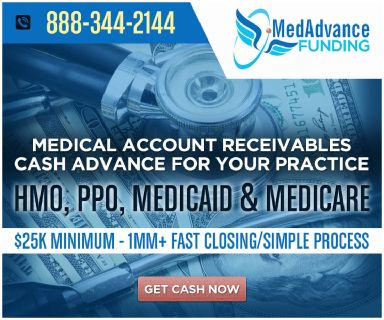 Medical Funding Solutions for Medical Practices or Healthcare Professionals!