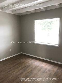 Updated 1 Bedroom/1 Bath +  1 Car Garage-Camarillo