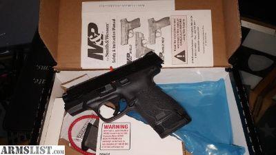 For Sale: S&W M&P Shield 2.0