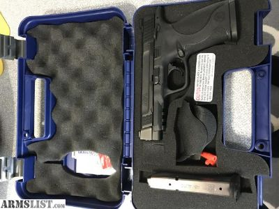 For Sale: S&W M&P 45