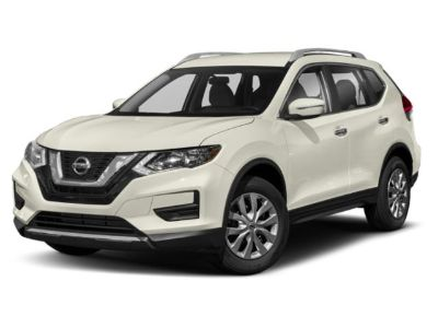 2019 Nissan Rogue SL FWD (G41/MAGNETIC BLACK)