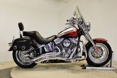 2006 Harley-Davidson CVO Screamin' Eagle Fat Boy Cruiser Motorcycles Pittsfield, MA