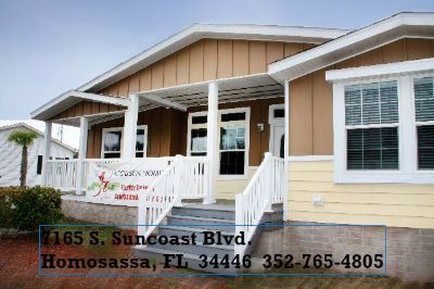 NEW MOBILE HOMES TAMPA HOMOSASSA ALL FLORIDA