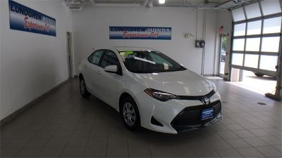 2017 Toyota Corolla LE Eco (Super White)
