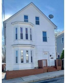 98 Merrimac St NEW BEDFORD Six BR, 2 family with a 2nd floor