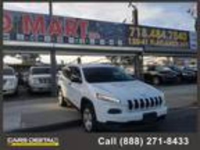 2016 JEEP Cherokee with 93082 miles!