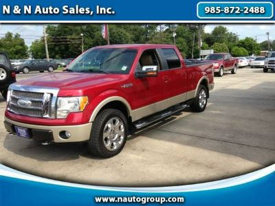 2009 Ford F-150 Lariat SuperCrew 6.5-ft Box 4WD - Stop Looking and Buy Me