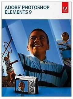 Adobe photoshop Elements 9 Free Shipping  $12