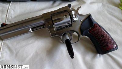 """For Sale: Ruger GP100 .357 magnum rare 5"""" barrel"""
