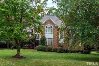 4621 White Chapel Way Raleigh Four BR, Elegant all brick home on