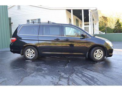 2006 Honda Odyssey EX-L (Black)