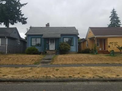 2 Bed 1.0 Bath Preforeclosure Property in Tacoma, WA 98405 - S Oakes St