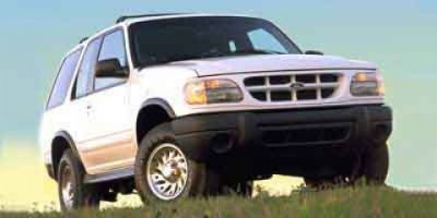 2000 Ford Explorer Sport (White)