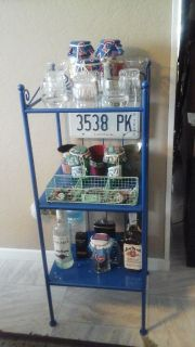 Alcohol Bar Cart Stand