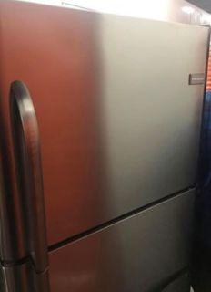 Stainless steel FRIGIDAIRE refrigerator