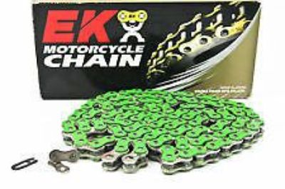 Purchase EK Chain Honda CBR929RR GREEN 520 MVXZ Motorcycle Drive X-Ring O-Ring CBR X O motorcycle in Sugar Grove, Pennsylvania, United States, for US $123.00