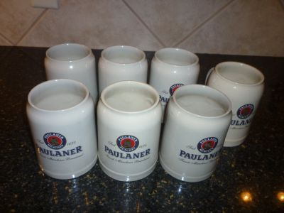 NEW Beer Mug Set