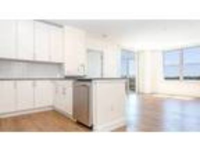 Waltham Two BR Two BA, Enjoy an open kitchen, dining and living