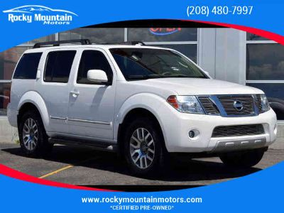 Used 2010 Nissan Pathfinder for sale