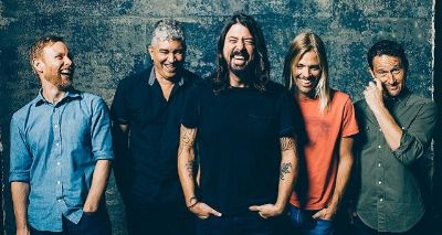 Foo Fighters Tickets in the Suite