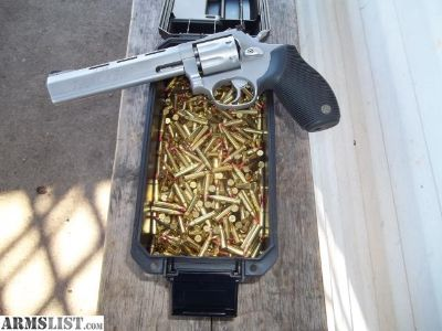 For Sale: Taurus .17HMR Revolver & Ammo