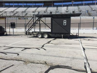 NASCAR/Racing Platform Trailer