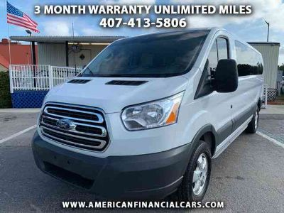 Used 2018 Ford Transit 350 Wagon for sale