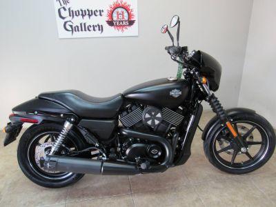 2015 Harley-Davidson Street 750 Cruiser Temecula, CA