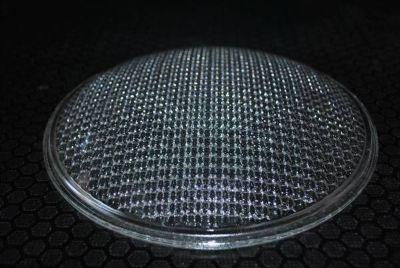 "Huge LOT of 8"" Stipple Lenses for HMI Par Head Fixture"