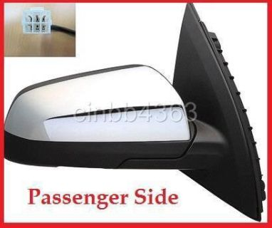 Sell 08 09 PONTIAC G8 PASSENGER SIDE POWER DOOR MIRROR, WITH CHROME HOUSING motorcycle in Cincinnati, Ohio, US, for US $55.50