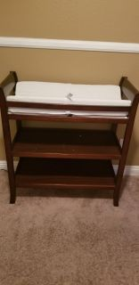 Changing table!