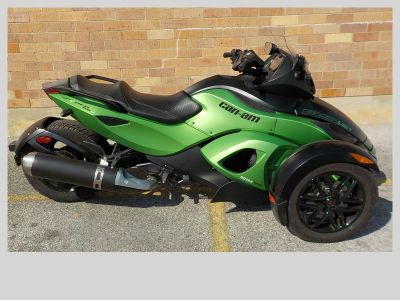 2012 Can-Am Spyder RS-S SE5 Trikes Motorcycles San Antonio, TX