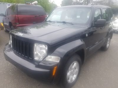 2009 Jeep Liberty Sport (Brilliant Black Crystal)