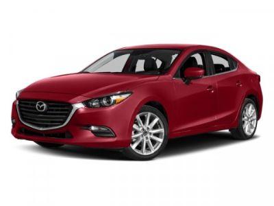 2017 Mazda MAZDA3 4-Door Touring (Soul Red Metallic)