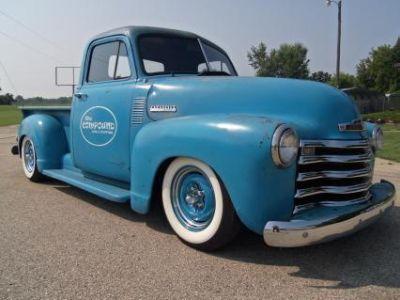1950 Chevrolet 3100 Short Box Pickup