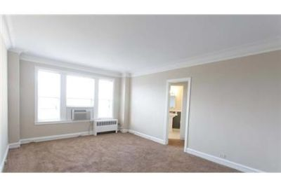 1 bedroom - Originally one of Chicago's most luxurious 1920's apartment s. Offstreet parking!
