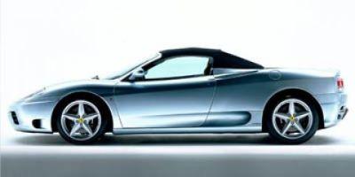 2004 Ferrari 360 Spider (Custom Paint wi)